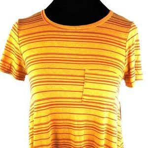LuLaRoe Carly Vintage 70's Look Dress